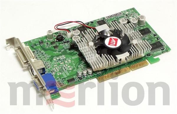 Amigo aga-9061w radeon 9550 128mb 128-bit ddr agp 4x/8x video card